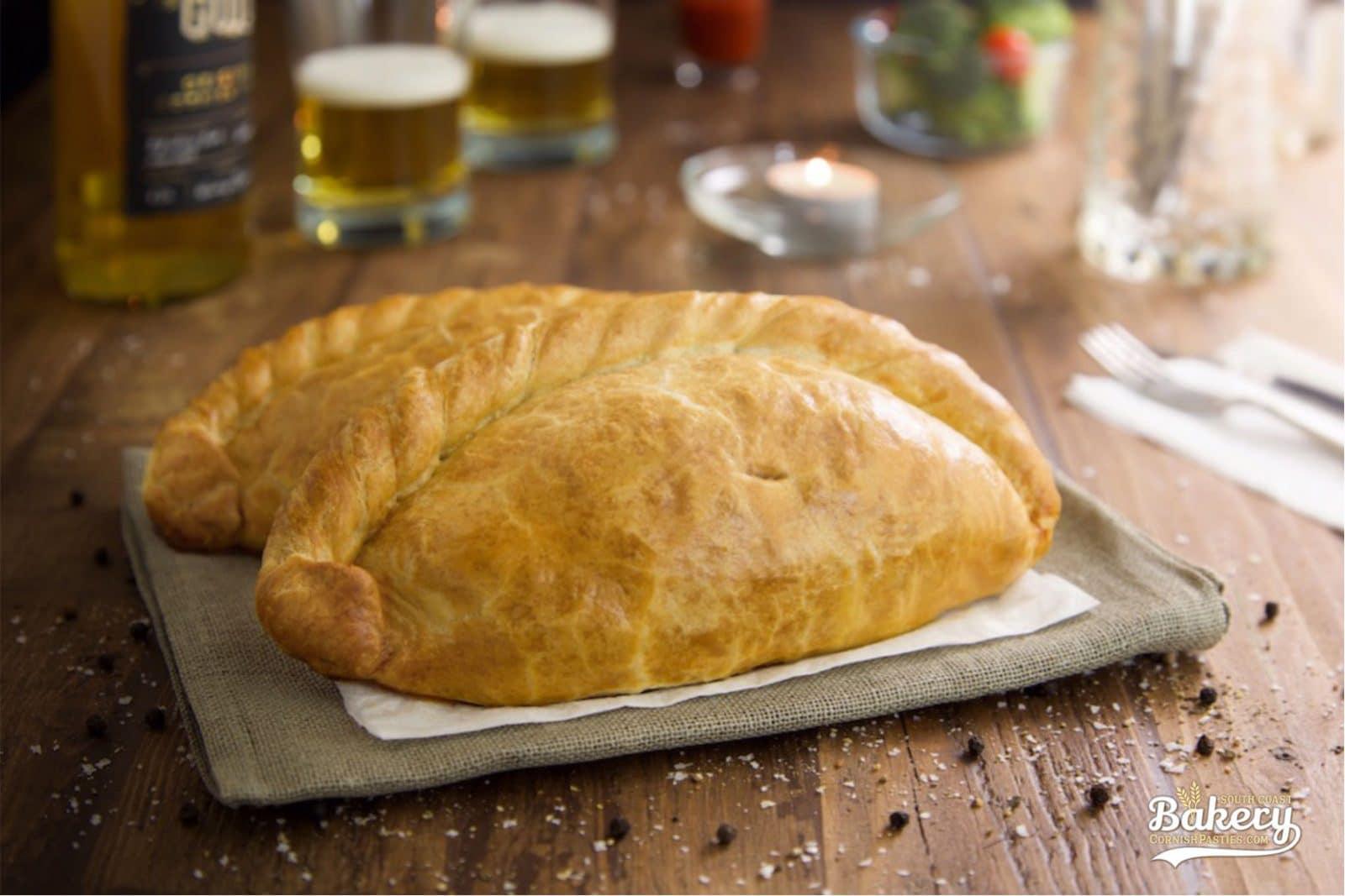 Steak Pasty - CornishPasties.com