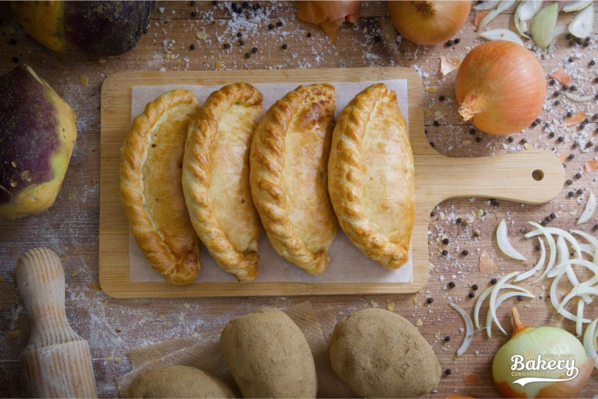 Cocktail Pasties - CornishPasties.com