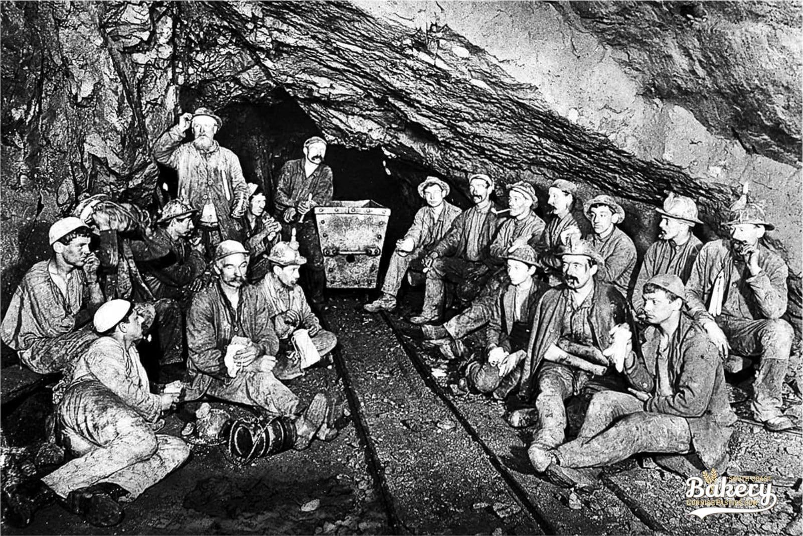 South Coast Bakery Cornish Miners