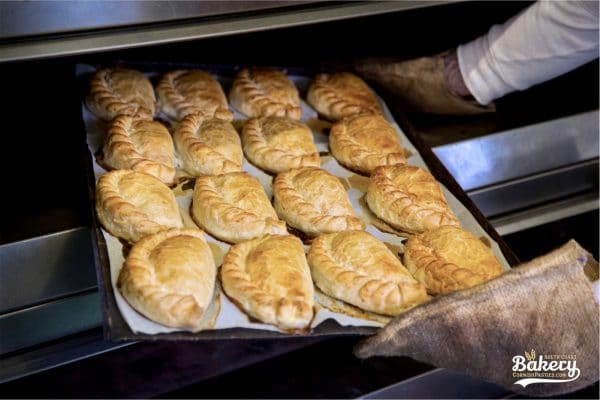 South Coast Bakery Oven Pasties