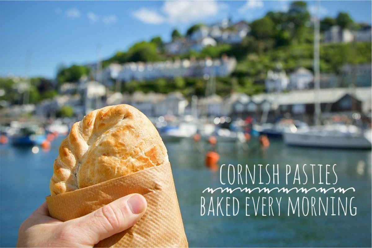 South Coast Bakery Pasties Baked Every Morning