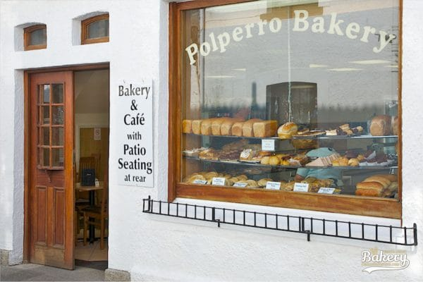 South Coast Bakery Polperro Bakery