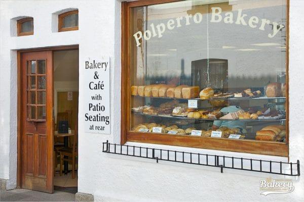 South Coast Bakery Polperro Bakery