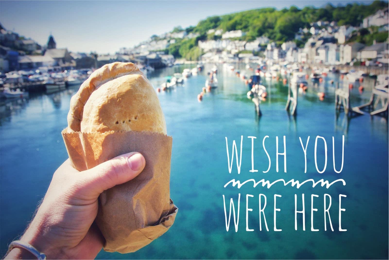 Cornwall Wish You Were Here