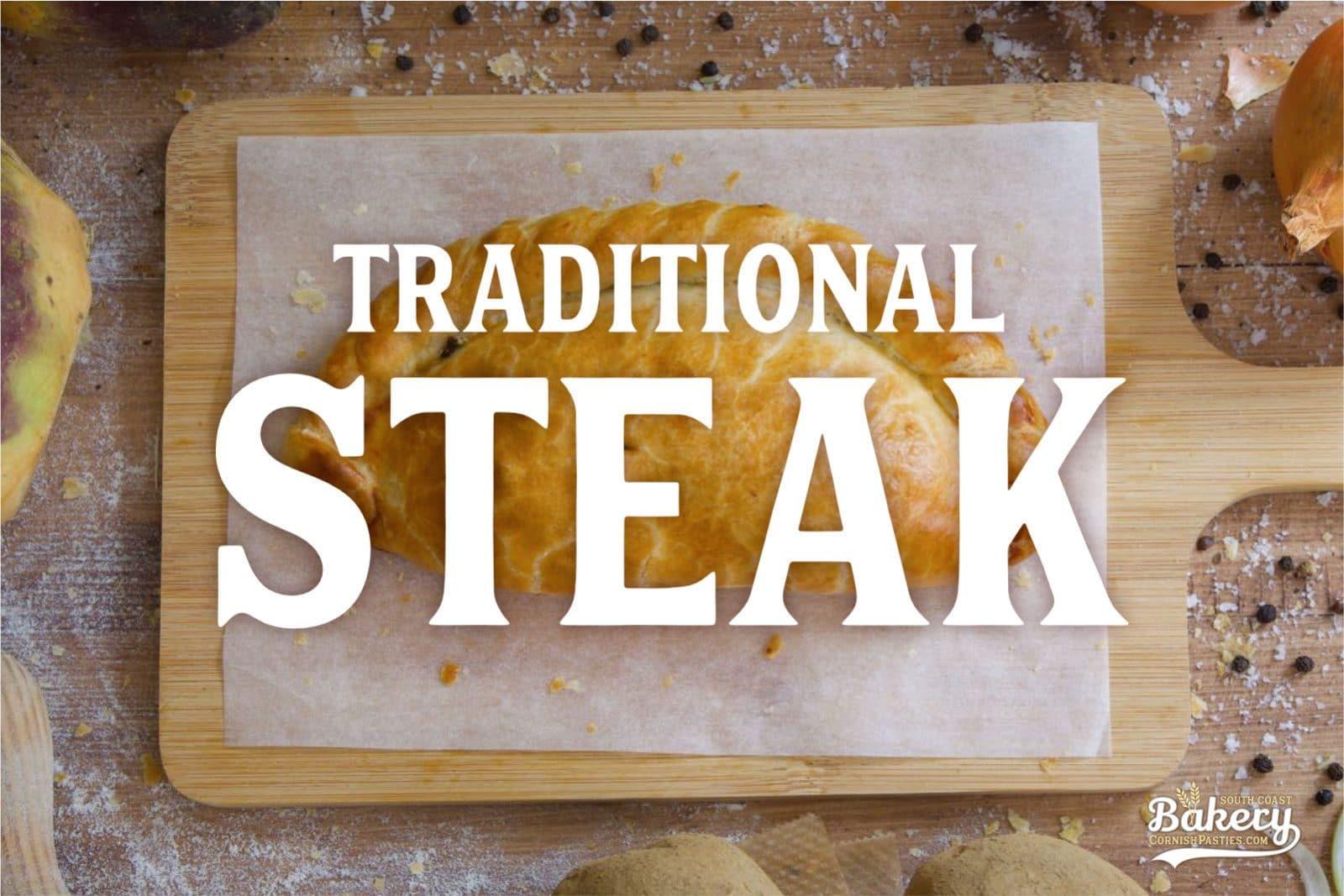Steak Pasty