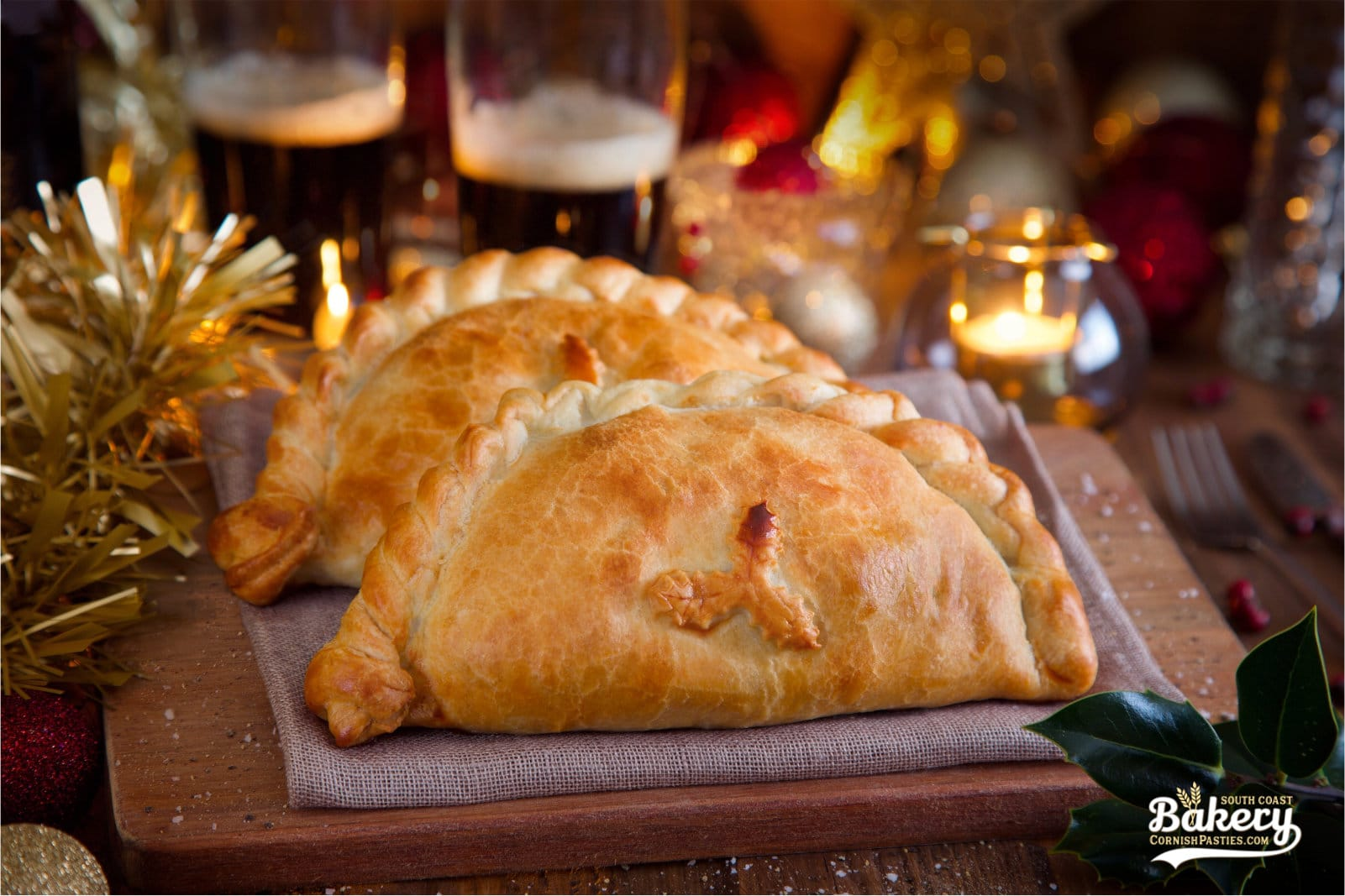 Christmas Pasty